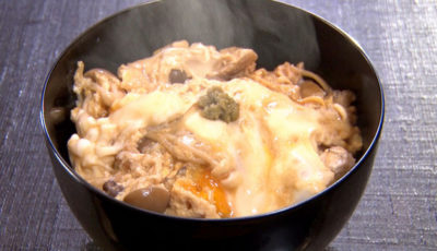 魔法のレストラン レシピ 作り方 高橋流キノコのふわトロ親子丼
