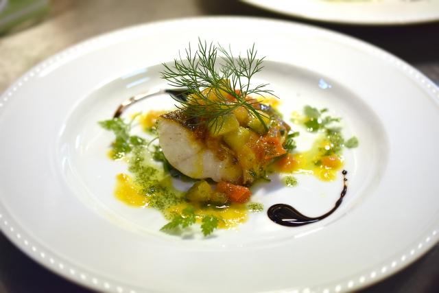 ヒルナンデス シンプルレシピ ロバート馬場 鱈のポワレ クッキングシート フランス料理