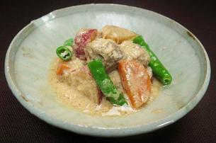 キッチンぷいぷい ちちんぷいぷい 11月7日 さつまいもと肉団子の味噌煮
