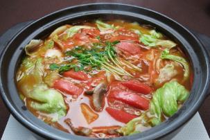 キッチンぷいぷい ちちんぷいぷい 11月13日 トマトと牛肉のミルフィーユ鍋
