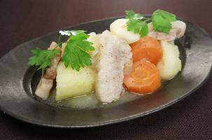 キッチンぷいぷい ちちんぷいぷい 11月6日 芋 柚子茶風味のじゃがいもホクホク煮