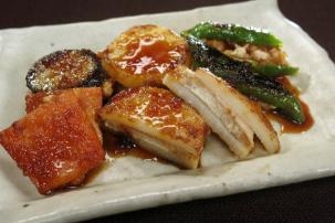 レシピ ちちんぷいぷい キッチンぷいぷい 11月20日 鶏ミンチと季節野菜のはさみ焼き