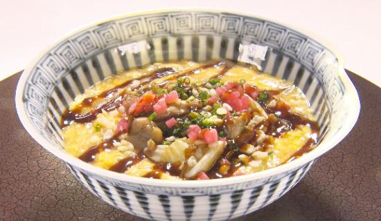 魔法のレストラン レシピ 作り方 10分でできるたまご料理 12月27日 長野博 かしみん風たまごあん焼きそば
