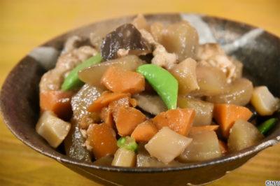 青空レストラン レシピ 作り方 1月13日 ヤーコン 筑前煮
