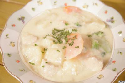青空レストラン レシピ 作り方 1月27日 グラスフェッドバター  クリームシチュー
