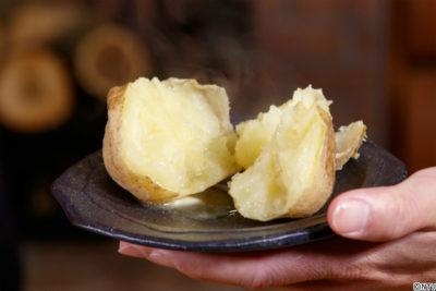 青空レストラン レシピ 作り方 1月27日 グラスフェッドバター じゃがバター