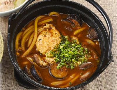 男子ごはん レシピ 作り方 国分太一 栗原心平 アレンジ麺 そば うどん 中華麺 しいたけとナスのみそ煮込みうどん