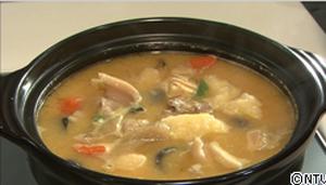 レシピの女王 ヒルナンデス シンプルレシピ 5分でできる鍋