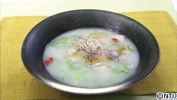 レシピの女王 ヒルナンデス シンプルレシピ ロバート馬場 サムゲタン風スープ 米粉 1月29日