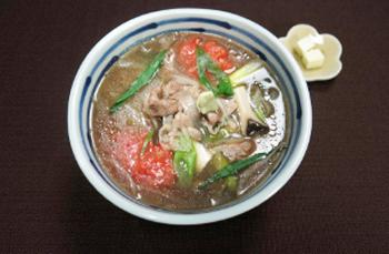 レシピ ちちんぷいぷい キッチンぷいぷい あんとじ肉吸い 中辻 堺東にんにん