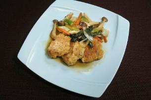 レシピ ちちんぷいぷい キッチンぷいぷい 節約料理 1月24日 豆腐 豆腐つくねの南蛮煮