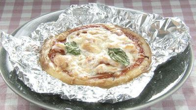 得する人存する人 餅 アレンジレシピ ピザ