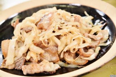 青空レストラン レシピ 作り方 2月24日 出雲おろち大根 大根と豚肉の炒め物