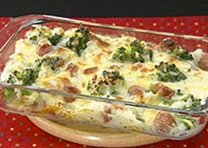 オーソレミーヨ レシピ ハイヒールモモコ 簡単 2月17日 ブロッコリーとソーセージのドリア