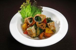 レシピ ちちんぷいぷい キッチンぷいぷい 2月2日 豚肉とごろごろ野菜のホットサラダ