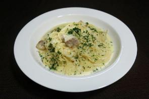 レシピ ちちんぷいぷい キッチンぷいぷい 鱈とじゃがいものクリームスパゲティ