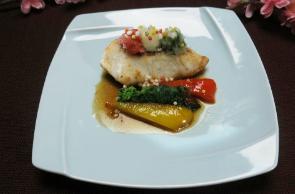 レシピ ちちんぷいぷい キッチンぷいぷい 鯛のふっくら揚げ 三色おろしのせ