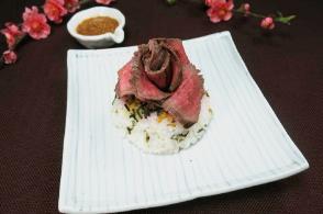 レシピ ちちんぷいぷい キッチンぷいぷい ローストビーフのばら寿司