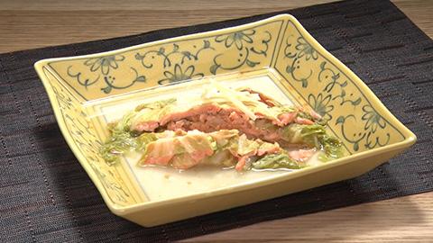 得する人損する人 ウル得マン 高橋一生 斎藤工 白菜 レシピ 作り方 白菜ミルフィーユ