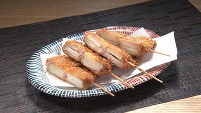 得する人損する人 ウル得マン 高橋一生 斎藤工 白菜 レシピ 作り方 白菜豚バラ巻き串揚げ