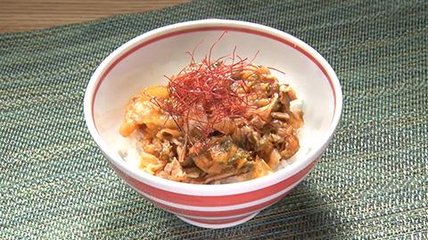 得する人損する人 ウル得マン 高橋一生 斎藤工 白菜 レシピ 作り方 即席キムチ豚丼