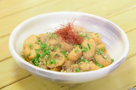 青空レストラン レシピ 作り方 3月3日 油麩 麻婆麩