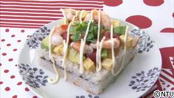 レシピの女王, ヒルナンデス, シンプルレシピ ちらし寿司