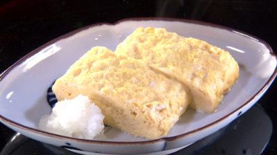 魔法のレストラン レシピ 作り方 出し巻き ミシュラン三ツ星