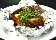 オーソレミーヨ レシピ ハイヒールモモコ 簡単 3月31日 春野菜のヘルシーホイルハンバーグ