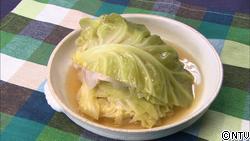 レシピの女王 ヒルナンデス シンプルレシピ 4月23日 キャベツ 青木裕子 煮るだけミルフィーユ