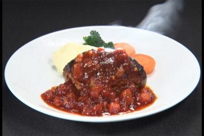 魔法のレストラン レシピ 作り方 材料 北野ホテル ハンバーグ 5月23日