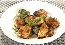 オーソレミーヨ レシピ ハイヒールモモコ 簡単 5月12日  鶏の梅照り焼き