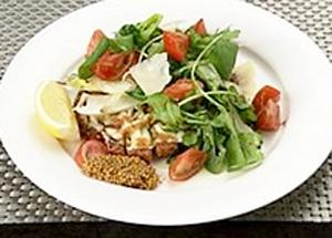オーソレミーヨ レシピ ハイヒールモモコ 簡単 5月20日 豚肩ロースのカツレツ サラダ仕立て