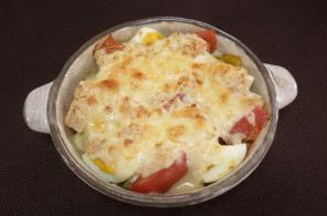 レシピ ちちんぷいぷい キッチンぷいぷい 5月7日 鶏肉と野菜のグラタン ツナ缶