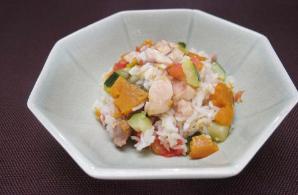 レシピ ちちんぷいぷい キッチンぷいぷい 炊き込みご飯 5月31日 鶏肉とかぼちゃの炊き込みご飯