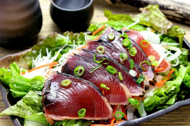おかべろ 小倉優子 カツオの油淋鶏風 レシピ