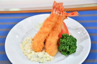 魔法のレストラン レシピ 作り方 材料 6月13日 神戸北野ホテル エビフライ