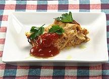 オーソレミーヨ レシピ ハイヒールモモコ 簡単 6月30日 豚肉のラザーニャ風
