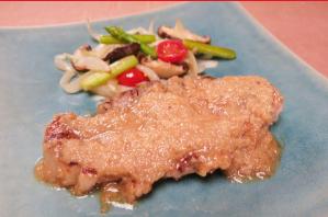 レシピ ちちんぷいぷい キッチンぷいぷい 6月13日 豚肉の味噌ステーキ