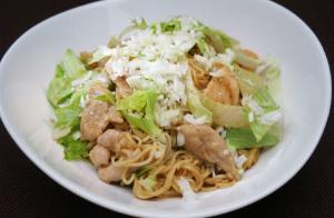 レシピ ちちんぷいぷい キッチンぷいぷい 6月28日 山椒ごまたれの茹で鶏の和え麺