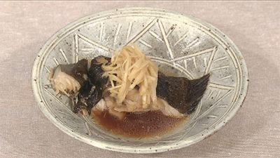 得する人損する人 得損 レシピ 6月14日 煮魚 北山智映シェフ