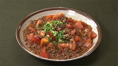 相葉マナブ なるほどレシピ 旬の産地ごはん 作り方 材料 7月8日 トマト 麻婆トマト