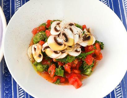 男子ごはん レシピ 作り方 国分太一 栗原心平 お家で簡単 夏のイタリアン 夏野菜のパセリソース