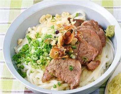 男子ごはん レシピ 作り方 国分太一 栗原心平 7月29日 アレンジ麺 うまダレ油うどん