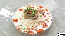 レシピの女王 ヒルナンデス シンプルレシピ 豆乳 チュートリアル福田 7月2日 冷やし担々麺
