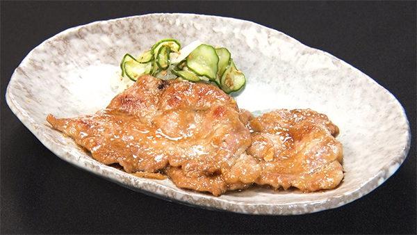 魔法のレストラン レシピ 作り方 材料  7月18日 しょうが焼き 菊乃井