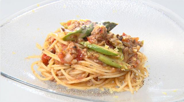 魔法のレストラン レシピ 作り方 材料 夏野菜のトマトスパゲティ