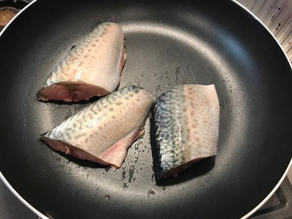 サバの煮付け