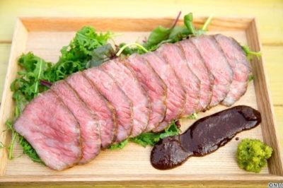 青空レストラン レシピ 作り方 8月18日 こぶ黒 牛肉 ローストビーフ