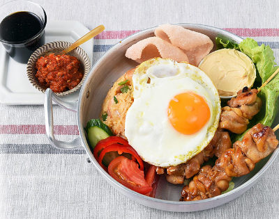 男子ごはん レシピ 作り方 国分太一 栗原心平 8月5日 エスニック料理 ナシゴレン